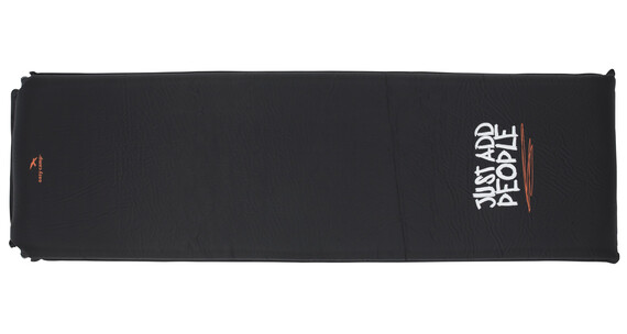 Easy Camp Siesta - Matelas - Single 10,0cm noir